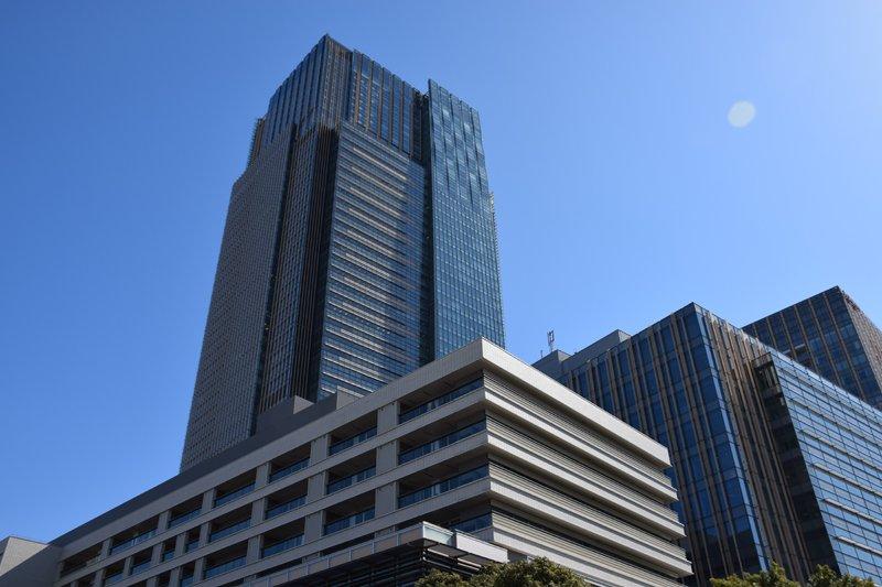 都営地下鉄大江戸線「六本木」駅直結の「東京ミッドタウン」