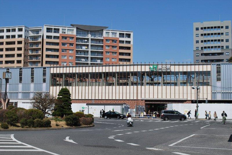JR中央線「国立」駅
