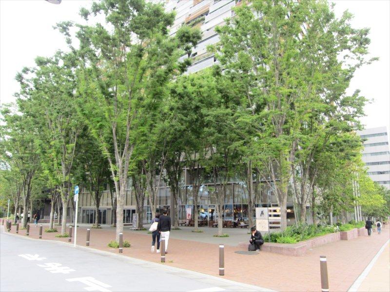 マンション一体型庁舎の「豊島区役所」