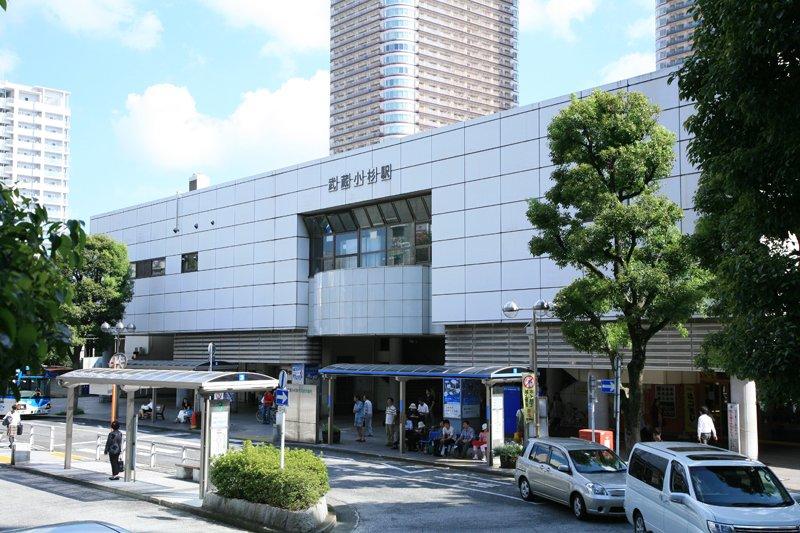 武蔵小杉駅(東急東横線・目黒線、JR南武線)