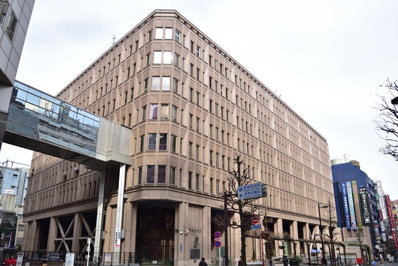 東京都新宿区の自治体情報