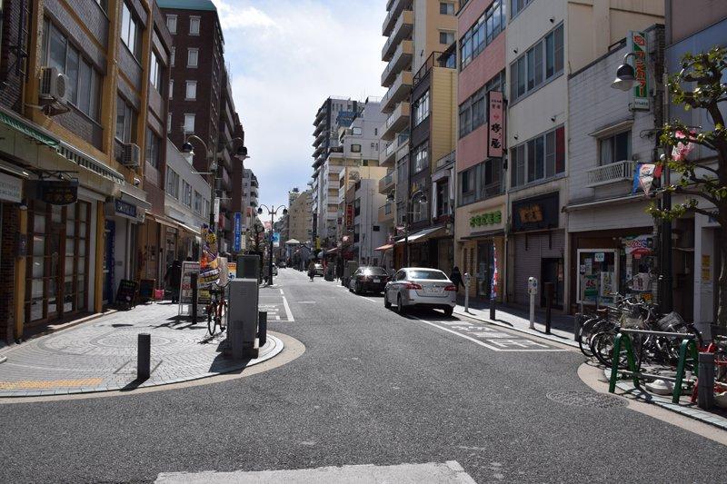 旧東海道の商店街「鶴見銀座商店街(ベルロードつるみ)」
