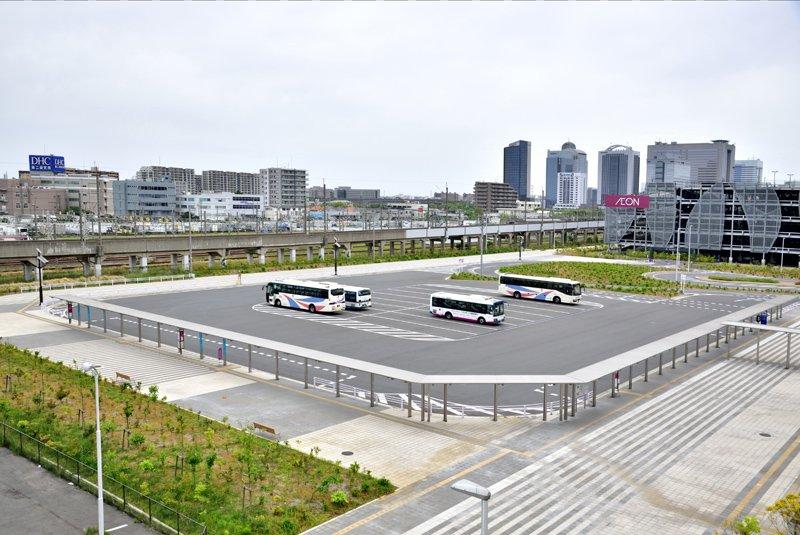 JR京葉線新駅予定地