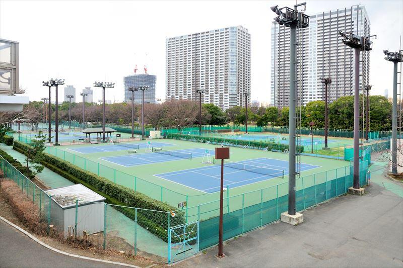有明コロシアム・有明テニスの森公園