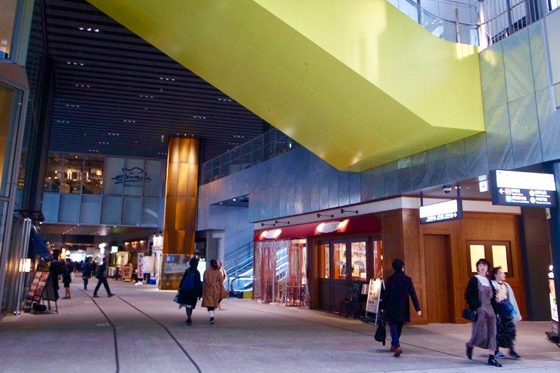 複合施設「渋谷ストリーム」