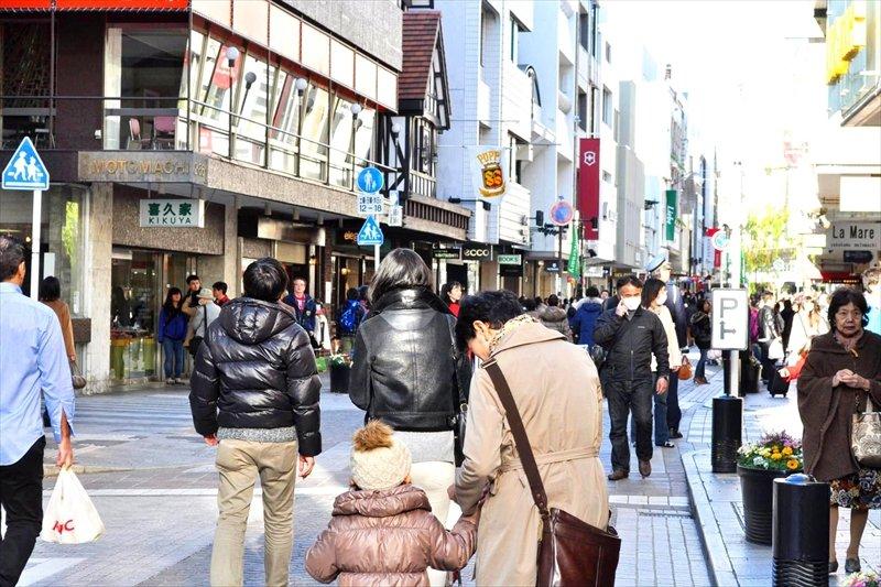 横浜元町ショッピングストリート