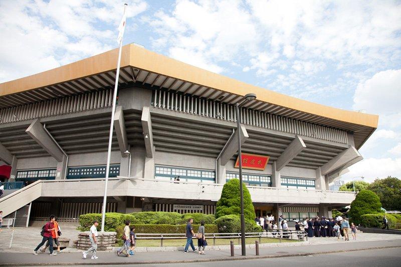 「日本武道館」