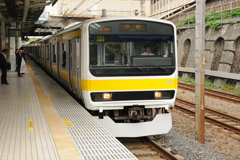 「市ケ谷」駅